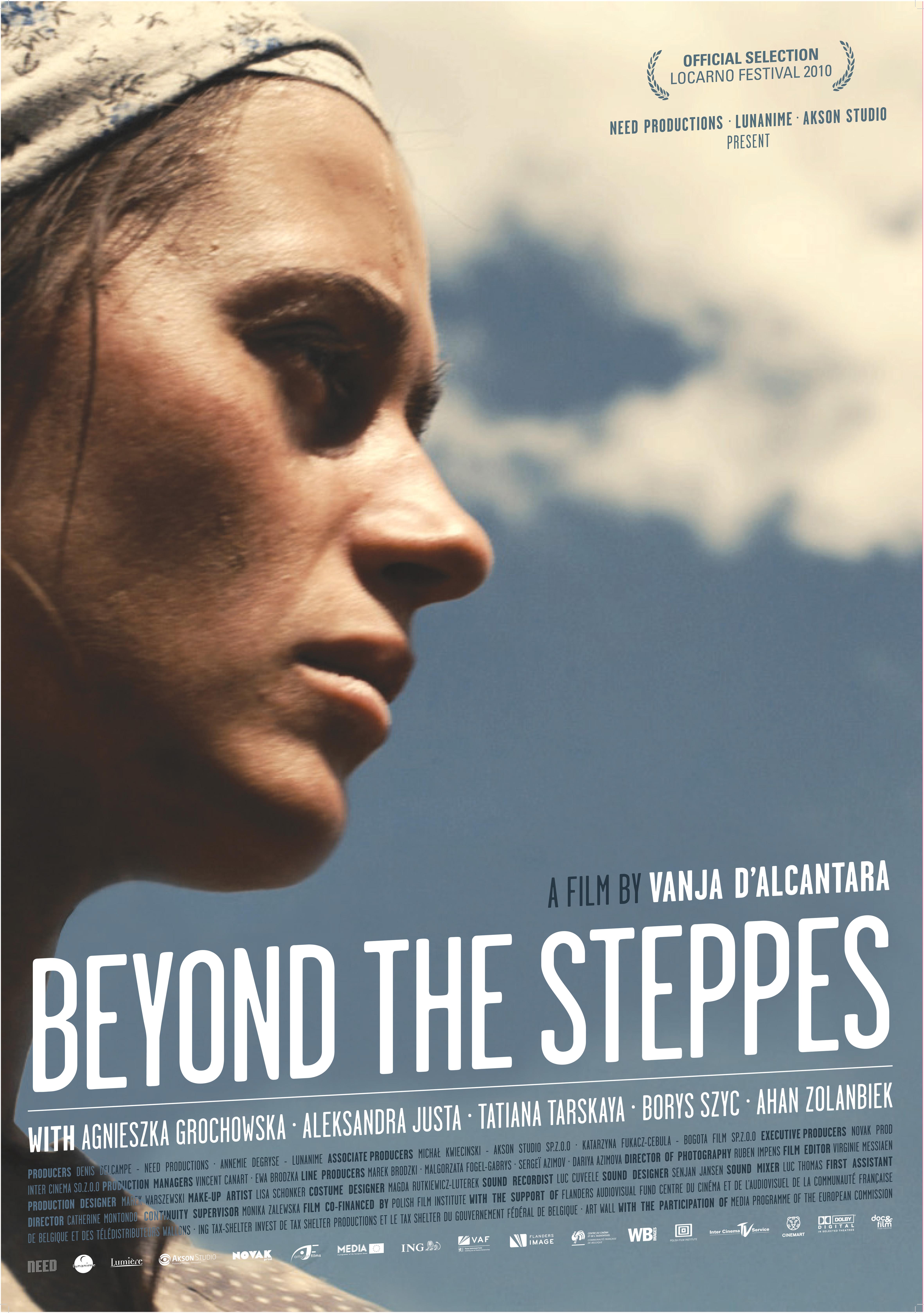 BeyondTheSteppes 70x100. Beyond The Steppes   lunanime